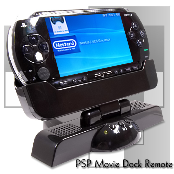Downloading movie to psp